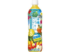 カゴメ 野菜生活100 沖縄シークヮーサー&タンカンミックス すっきりタイプ ペット720ml