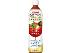 カゴメ トマトジュースプレミアム 食塩無添加 ペット720ml