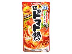カゴメ 完熟トマト鍋スープ 袋750g