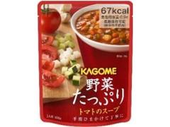 カゴメ 野菜たっぷり トマトのスープ 袋160g