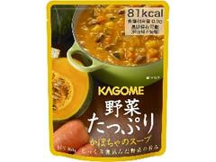 カゴメ 野菜たっぷり かぼちゃのスープ 袋160g