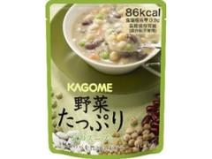 カゴメ 野菜たっぷり 豆のスープ 袋160g