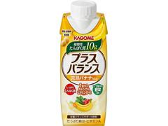 カゴメ プラスバランス 完熟バナナ Mix