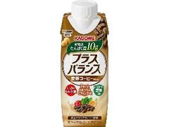 カゴメ プラスバランス 麦芽コーヒーMix