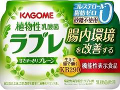 カゴメ 植物性乳酸菌ラブレ プレーン