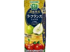 カゴメ 野菜生活100 濃厚果実ラ・フランス