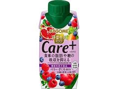 カゴメ 野菜生活100 Care+ ベリー・ざくろmix