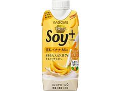 カゴメ 野菜生活 Soy+ 豆乳バナナMix