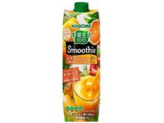 カゴメ 野菜生活100 Smoothie ビタミンスムージー 黄桃&バレンシアオレンジMix