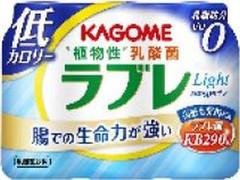 カゴメ 植物性乳酸菌ラブレ Light ボトル80ml×3