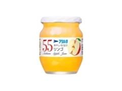 アヲハタ55 リンゴ 瓶250g