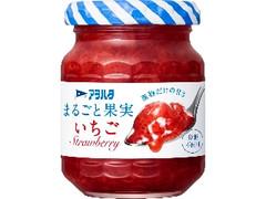 アヲハタ まるごと果実 いちご 瓶125g