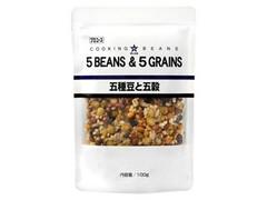 キユーピー 五種豆と五穀 袋100g