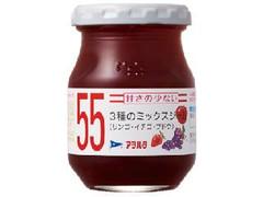 アヲハタ55 3種のミックスジャム 瓶170g