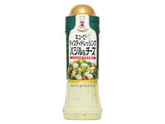 キユーピー テイスティドレッシング バジル&チーズ ボトル210ml