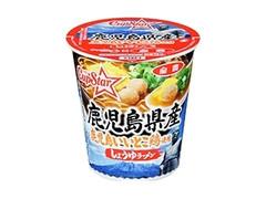 サッポロ一番×全農 カップスター 鹿児島県産鹿児島いいとこ鶏使用 しょうゆラーメン カップ63g