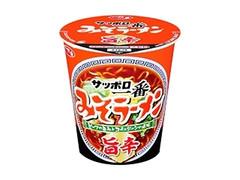 サッポロ一番 みそラーメン 旨辛 タテ型カップ カップ70g