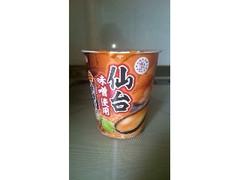 サッポロ一番 仙台味噌使用辛味噌ラーメン カップ67g
