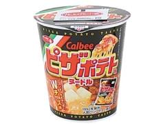 ローソン サンヨー食品 カルビーピザポテト味ヌードル【ローソン先行商品】