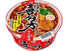 サッポロ一番 旅麺 会津・喜多方 醤油ラーメン カップ86g