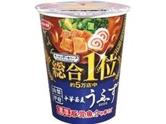 サンヨー食品 中華蕎麦うゑず監修 濃厚豚骨魚介中華そば