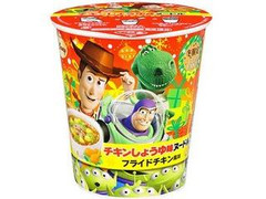 サッポロ一番 ディズニーキャラクター CUPFAN!! トイ・ストーリー チキンしょうゆ味ヌードル カップ64g