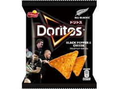 フリトレー ドリトス ブラックペッパー&チーズ味 袋55g