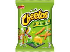 フリトレー チートス チーズわさび味 袋65g