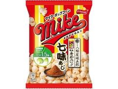 フリトレー マイクポップコーン 八幡屋礒五郎七味あじ 袋45g