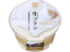 トーラク 神戸シェフクラブ 生プリン 北海道産純生クリーム カップ85g