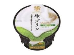 トーラク 神戸シェフクラブ 生プリン 抹茶ミルク カップ85g