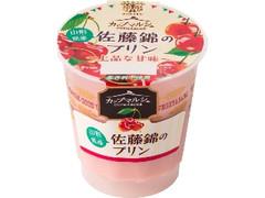 トーラク カップマルシェ 山形県産佐藤錦のプリン カップ95g