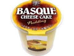 トーラク バスクチーズケーキ風プリン カップ105g