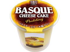 トーラク バスクチーズケーキ風プリン