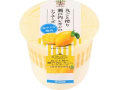 トーラク カップマルシェ 丸ごと搾り瀬戸内レモンのレアチーズ