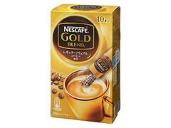 ネスレ ゴールドブレンド レギュラーソリュブル コーヒー 箱66g