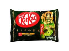ネスレ キットカットミニ オトナの甘さ 濃い抹茶 袋12枚