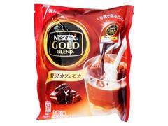 ネスカフェ ゴールドブレンド 贅沢カフェモカ 袋11g×7