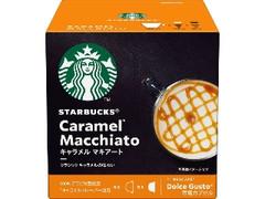 ネスカフェ スターバックス キャラメル マキアート 専用カプセル 箱12個