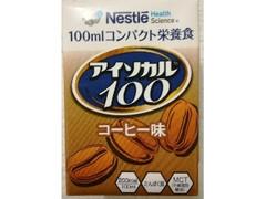 ネスレ アイソカル100コーヒー味 100ml