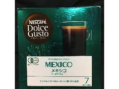 ネスカフェ ドルチェグスト メキシコ チアパス