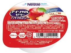 ネスレ アイソカル ゼリー ハイカロリー りんご味