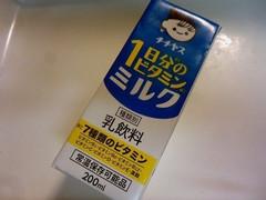 チチヤス 1日分のビタミン ミルク パック200ml