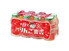 チチヤス 乳酸菌飲料 りんご青森 パック65ml×8