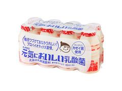 チチヤス 元気においしい乳酸菌 パック65ml×8