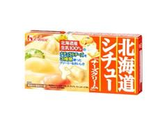 ハウス 北海道シチュー チーズクリーム 箱175g