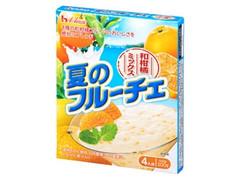 ハウス 夏のフルーチェ 和柑橘ミックス 箱200g