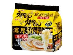 ハウス うまかっちゃん 濃厚新味 特製細カタ麺