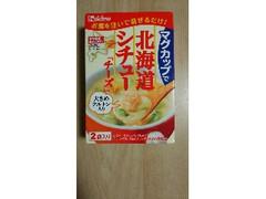 ハウス マグカップで北海道シチュー チーズ 箱2袋
