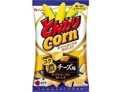 ハウス とんがりコーン コク濃 チーズ味 袋37g